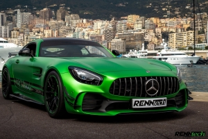 RENNtech Unveils Mercedes AMG GT R at Top Marques Monaco