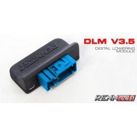 RENNtech V3.5 Digital Suspension Lowering Module for 2010-up Porsche Panamera / Cayenne / Volkswagen