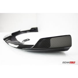 RENNtech | Carbon Fiber | Front Splitter | 212 - E Class | up to MY 2013