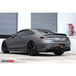RENNtech | Carbon Fiber | Decklid Spoiler | 217 - S Class Coupe