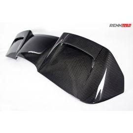 RENNtech | Carbon Fiber | Tailgate Spoiler | 212 - E Class Wagon