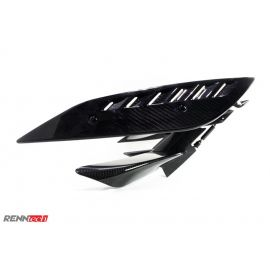 RENNtech | Carbon Fiber | Adjustable Wing w/ Lip Spoiler | C197 | SLS AMG