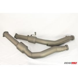 RENNtech | Downpipes w/200 Cell Sport Catalytic Converter | 463 - G63 AMG | 5.5L V8 BiTurbo | M157 | MY2012-2018