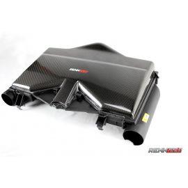 RENNtech Carbon Fiber Flat Top Airbox for M113/112 Engines