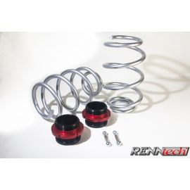 RENNtech Adjustable Suspension Kit for 212 - E Class and 218 - CLS Class