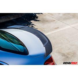 RENNtech | Carbon Fiber | Decklid Spoiler | W205 | C-Class Sedan | Gloss Finish