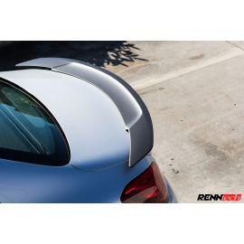 RENNtech | Carbon Fiber | Decklid Spoiler | W205 | C-Class Sedan | Matte Finish