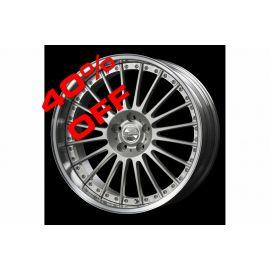 RENNtech | Multi-Spoke | Silver Pearl | C218 | CLS-Class | F-20