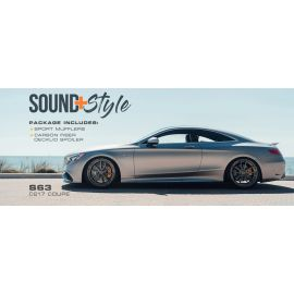 RENNtech | Sound and Style Pkg | S 63 AMG Coupe | C217 | 5.5L BiTurbo V8 | M157